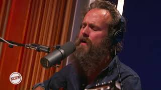 "Download Lagu Iron & Wine performing ""The Trapeze Swinger"" Live on KCRW Mp3"