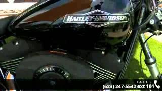 8. 2008 Harley-Davidson FXSTB - Softail Night Train