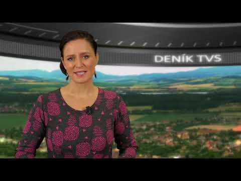 TVS: Deník TVS 7. 11. 2017