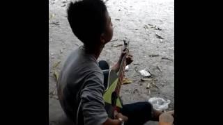 Gitar lagu dayak kalteng