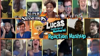 Lucas Comes Out of Nowhere Reaction Mashup!