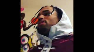 Chris Brown - Instagram Video Privacy the next Single