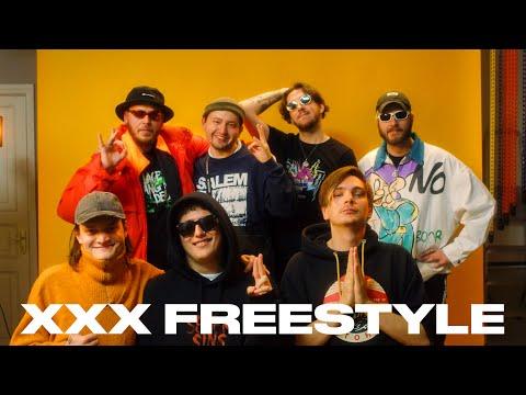 XXX FREESTYLE : CMH x СЛАВА КПСС x PYROKINESIS x BOOKER x ЗАМАЙ x RUSSIAN VILLAGE BOYS
