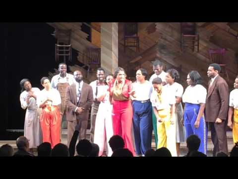 CAST OF BROADWAY'S COLOR PURPLE W/JENNIFER HUDSON - BEST PRINCE TRIBUTE