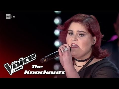"Maryam Tancredi ""Leave A Light On"" - Knockouts - The Voice Of Italy 2018"