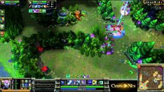 (HD102) Qualifications DreamHack ALS vs myR -part 3- League Of Legends Replay [FR]
