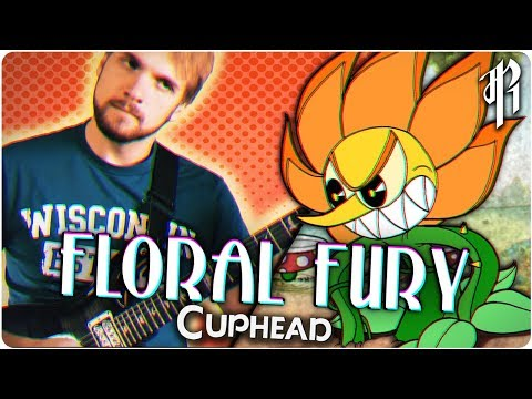 Video CUPHEAD - FLORAL FURY || Metal Cover by RichaadEB download in MP3, 3GP, MP4, WEBM, AVI, FLV January 2017