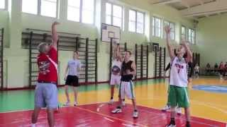 Lithuania Basketball Camp - 2011 - Day 1