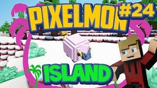 Pixelmon Island Special Mini-Series! Episode 24 - Prestons Third Shiny, The 2nd Last Episode!