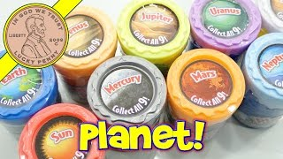 Finally! I get to check out all of the different colors in my planet putty! It was along time coming to finally put the video together.