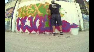 NEXT LEVEL graf piece time lapse.