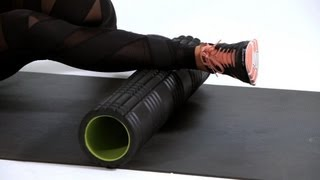 How to Foam Roll to Prevent Knee Pain | Foam Rolling