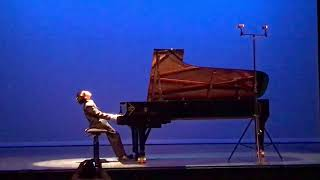 The Winner of National Online Piano Competition