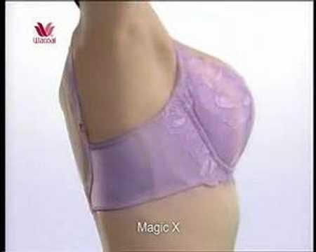Wacoal Magic X - I believe in magic