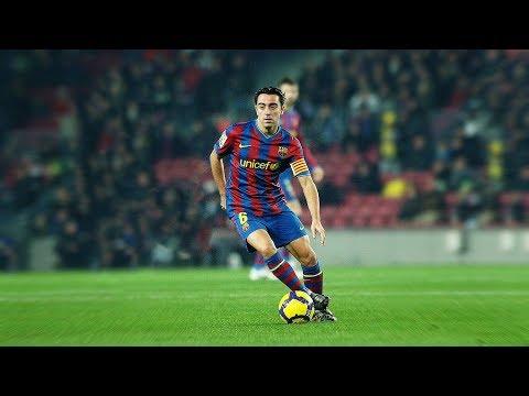 Xavi Hernández - The Art of Passing