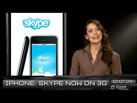 preview-IGN Daily Fix, 10-7: Modern Warfare 2, & Skype On 3G (IGN)