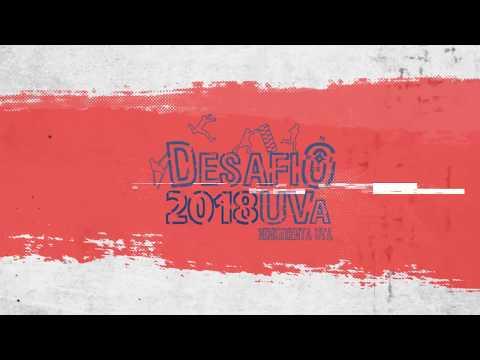 Vídeo promocional del Desafío UVA 2018.
