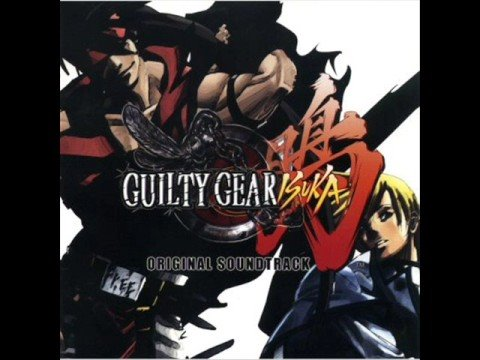 Guilty Gear Isuka OST - Confrontation