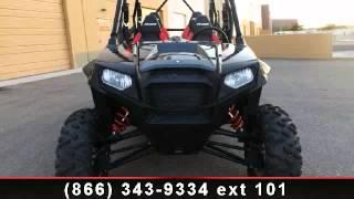 10. 2011 Polaris Ranger RZR 4 800 Robbie Gordon LE - RideNow Po