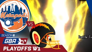 New York Metapods vs San Diego Chimchargers! PLAYOFFS   A Lord VS the Champ Pokemon ORAS Wifi by aDrive
