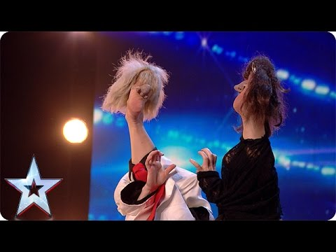 Britain's Got Talent - Footshow