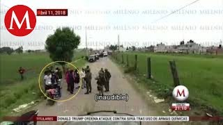 Video Huachicoleros de Texmelucan Puebla agreden a militares MP3, 3GP, MP4, WEBM, AVI, FLV Januari 2019