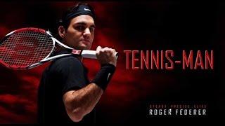 Roger Federer - US Open promo 2015BEL18VE !Subscribe, Like, Comment !