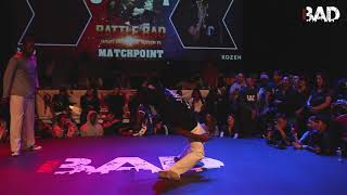 Prince vs Ness – Battle BAD 2019 POPPING FINAL