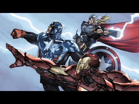 AVENGERS vs CHITAURI | Ultimate Avengers 2 Rise Of The Panther part 15
