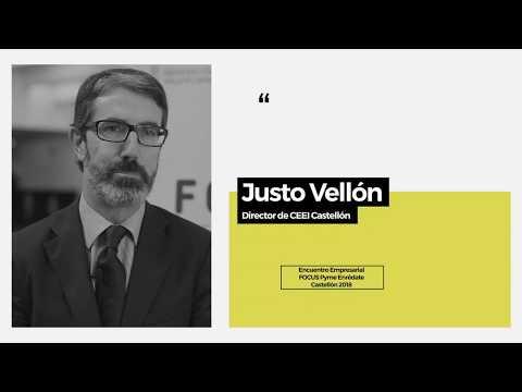 """Justo Vellon en el """"Focus Pyme Enrédate: encuentro empresarial y de networking"""" 30/11/20[;;;][;;;]"""