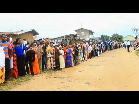 Μετ'εμποδίων οι εκλογές στη Λαϊκή Δημοκρατία του Κονγκό…