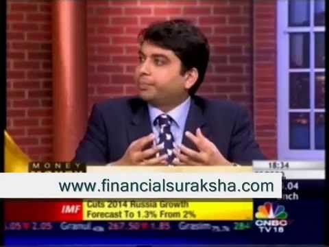 Insurance Advice – Harshvardhan Roongta CFP – On CNBC TV-18 Money Money Money Show 08/04/2014