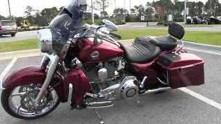 7. 2013 Harley Davidson CVO Road King