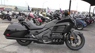 9. 000424 - 2013 Honda Gold Wing F6B Deluxe - Used motorcycles for sale