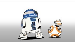 In the next Star Wars Blip, BB-8 and R2-D2 show off a few new moves. Which is your favorite?  Watch all Star Wars Blips here: https://www.youtube.com/playlist?list=PL148kCvXk8pBfKOoGXX2B_REdE0N-LvLlVisit Star Wars at http://www.starwars.comSubscribe to Star Wars on YouTube at http://www.youtube.com/starwarsLike Star Wars on Facebook at http://www.facebook.com/starwarsFollow Star Wars on Twitter at http://www.twitter.com/starwarsFollow Star Wars on Instagram at http://www.instagram.com/starwarsFollow Star Wars on Tumblr at http://starwars.tumblr.com/