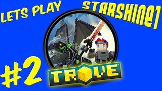 """Please watch: """"Let's Play Terraria Episode 2"""" https://www.youtube.com/watch?v=JzVZ-wSZDfc-~-~~-~~~-~~-~-Let's Play Trove !StarShine1 and Dr.O continue with their gameplay of Trove on the PS4.Adventures with building blocks. Minecraft vs Lego Worlds.Let's Play Trove. Trove Gameplay. Trove Episode 2In this episode I take on the Mushroom Monarch !!CHECK OUT MY TOP PLAYLISTS MINECRAFT (CRAFTING TABLE TALES) http://bit.ly/1U1PL9IROBLOX http://bit.ly/2opfulULEGO WORLDS http://bit.ly/2nt9xPOSIMS 4 http://bit.ly/1NAwtchPLANTS VS ZOMBIES GW2 http://bit.ly/1szzgbPLEGO DIMENSIONS http://bit.ly/253jhRGCHILD OF LIGHT http://bit.ly/2nw5u6lLEGO STARWARS THE FORCE AWAKENS http://bit.ly/2n0YUZjThank you for every Like, Comment, and Share !Music used: Unison by ApertureVia No Copyright Sounds:http://nocopyrightsounds.co.uk/video/unison-aperture-ncs-release/https://www.youtube.com/watch?v=8VDjPYcL-oUhttps://soundcloud.com/unisonnhttps://www.facebook.com/Unison-57433...https://twitter.com/ItsUnisonLicensed under Creative Commons Attribution 4.0 International(http://creativecommons.org/licenses/by/4.0/)"""