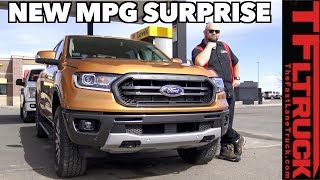 EPA Says the New Ford Ranger Gets 24 MPG on the Highway, But What Does It Really Get? by The Fast Lane Truck