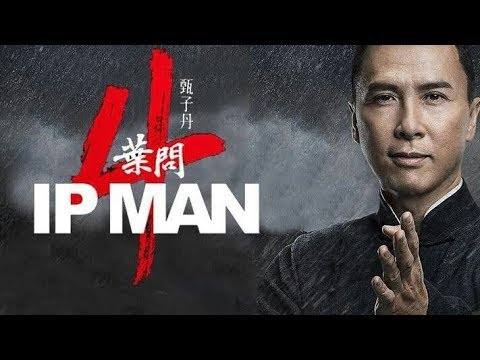 Ip Man 4: The Finale Chinese Trailer (Donnie Yen, Scott Adkins)