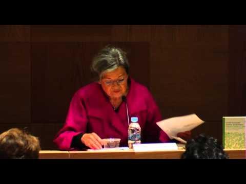 'Espiritualitat i més enllà', diàleg amb Marie Balmary i Daniel Marguerat