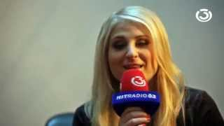 MEGHAN TRAINOR - Interview @ Hitradio Ö3