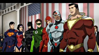 Nonton Justice League War 2014 Animation Movies For Kids Film Subtitle Indonesia Streaming Movie Download