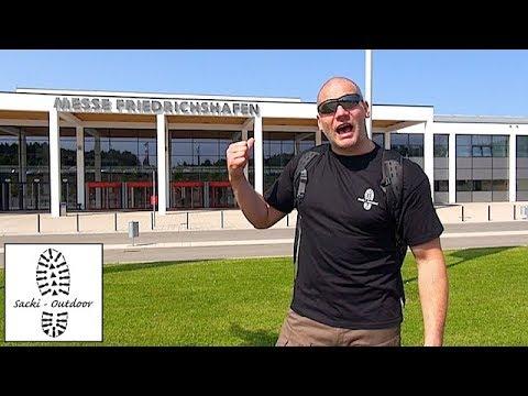 outdoor - Vom 11 - 14 Juli 2013 fand die Outdoor-Messe in Friedrichshafen statt. Ich war vor Ort, um mir die über 900 Aussteller und ihre Produkte anzuschauen, um Kont...