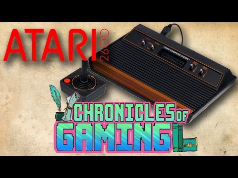 Atari 2600 - Chronicles of Gaming