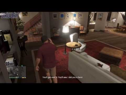 "GTA5 GAMEPLAY ""SWITCHING CHARACTERS"" Michael,Franklin,Trever"