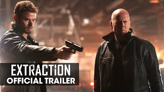 Nonton Extraction  2015 Movie     Bruce Willis  Kellan Lutz  Gina Carano      Official Trailer Film Subtitle Indonesia Streaming Movie Download