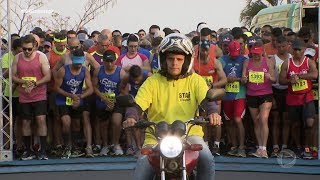 Mais de mil atletas participam da Ultra Runner em Bauru