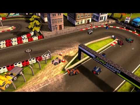 Video of Bang Bang Racing THD