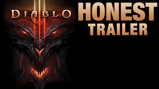 Diablo - Honest Game Trailer
