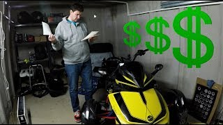 6. Can Am running costs - Part 2