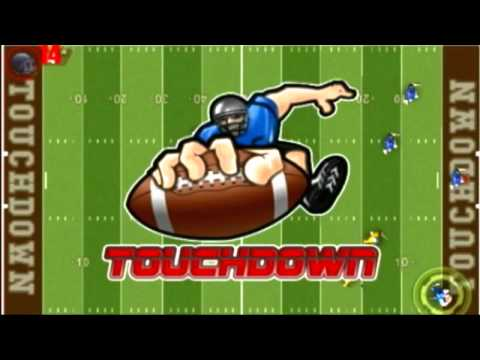 Video of Super Touchdown